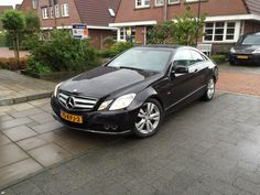 Gramps New Whip - Mercedes E 250 CGI Coupe - Quick Impressions