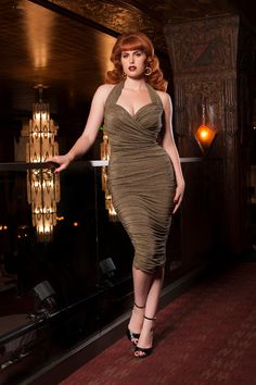 Big Cocktail Dress