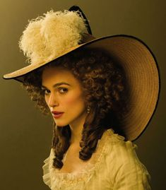 Kiera Knightley as The Duchess of Devonshire. If she never opened her mouth, she might actually be beautiful. But then she does and the illusion is spoiled