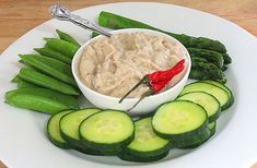 Cambodian Pickled Mud Fish and Chicken Dip