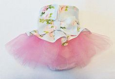 Female Dog Diaper Skirt Perfect for your dog in Season and House Training Pink and Blue TuTu by piddleronthewoof on Etsy Female Dog Diapers, Pet Clothes, Dog Clothing, Blue Tutu, Dog Dresses, Diy Stuffed Animals, My Little Girl, Yorkshire Terrier, Your Dog
