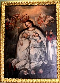 Watch And Pray, Peruvian Art, Colonial Art, Surrealism Photography, Angels Among Us, Illustrations, Blessed Mother, Religious Art, Our Lady