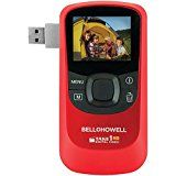 BELL+HOWELL T10HD-R 5.0 Megapixel 1080p Take1HD Digital Video Camcorder wtih Flip-out USB (Red) electronic consumer - http://themunsessiongt.com/bellhowell-t10hd-r-5-0-megapixel-1080p-take1hd-digital-video-camcorder-wtih-flip-out-usb-red-electronic-consumer/
