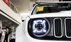 Source 2015-2017 Jeep Renegade HID LED Headlight with DRL and Bi-xenon Projector for jeep renegade headlight on m.alibaba.com