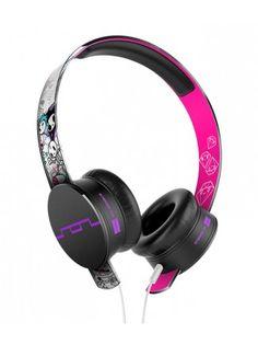 tokidoki x Sol Republic Tracks HD On-Ear Headphones $149.99   #tokidokiholiday