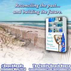 Already ready for summer? Add Holly Chamberlin's THE FAMILY BEACH HOUSE to your list of #BeachReads now! http://www.kensingtonbooks.com/hollychamberlin