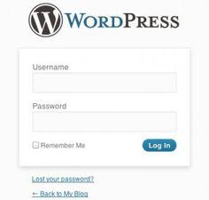 How to log into Wordpress #login_to_wordpress #Logging_into_Wordpress #how_to_log_into_wordpress