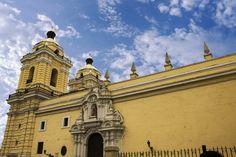 San Francisco de Asis - Iglesia de centro de Lima - Perú