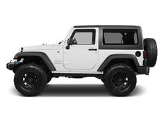 Cool little 2014 Jeep Wrangler Sport