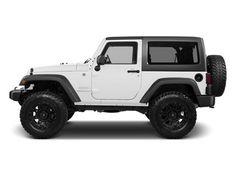 Cool little 2014 Jeep Wrangler Sport