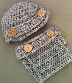 crochet photo prop