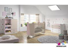 Dormitorio  Infantil con cuna 547-S102014