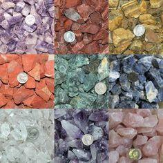 Rough Minerals