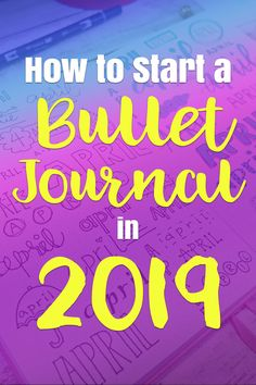 Want to learn how to start a bullet journal but unsure about setup? This ultimate guide will help you plan and create the perfect bujo right now! Bullet Journal For Beginners, Bullet Journal Cover Page, Bullet Journal Tracker, Bullet Journal Printables, Bullet Journal How To Start A, Journal Template, Bullet Journal Spread, Bullet Journal Layout, Journal Covers