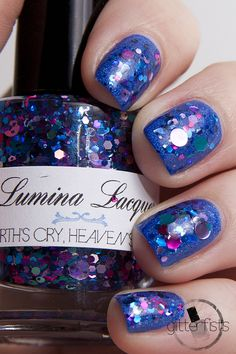 Lumina Lacquer -- Earth's Cry, Heaven's Smile <3