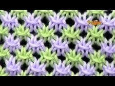 Crochet Lace Shell Stitch Tutorial~ Great for Blouse, Summer Scarf - Crochet Slippers Lace Knitting, Knitting Stitches, Crochet Lace, Free Crochet, Scarf Crochet, Crochet Slippers, Baby Stitch, Stitch 2, Knitting Patterns