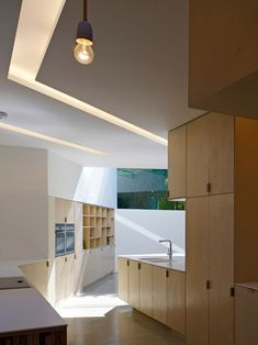 Folded House in London by Coffey Architects | ideasgn