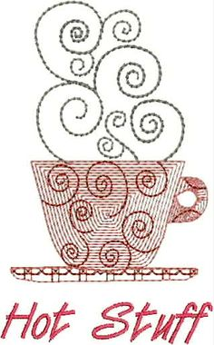 Grand Sewing Embroidery Designs At Home Ideas. Beauteous Finished Sewing Embroidery Designs At Home Ideas. Embroidery Cards, Sewing Machine Embroidery, Cute Embroidery, Learn Embroidery, Free Machine Embroidery Designs, Cross Stitch Embroidery, Flower Embroidery, Embroidery Thread, Art Textile