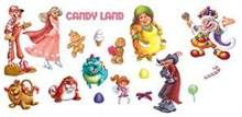 Candyland Character Page Coloring Sheets - Bing Images