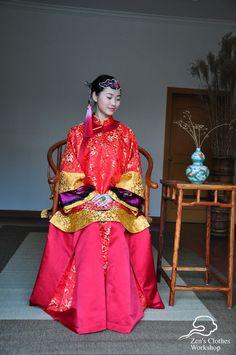 qing dynasty clothing - Google 搜索