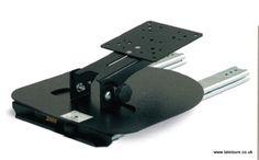 Project 2000 Sliding Motorhome TV Bracket
