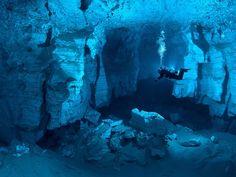 Orda Cave, Perm Krai, Russia