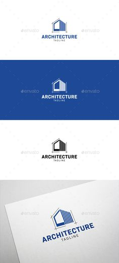 Architecture and Real State Logo Designs Architecture logo, Logos