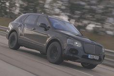 Bentley Bentayga бьет рекорды. Первый внедорожник британской марки еще до официального дебюта на автошоу во Франкфурте отметился в категории самых быстрых внедорожников в мире (+ ВИДЕО)