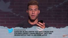 NBA Players Read Mean Tweets On Jimmy Kimmel Live 2015