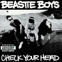 The Beastie Boys - Check Your Head On Limited Edition 180g Vinyl 2LP (Awaiting Repress)