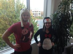 Only fitting our Content Manager is a PANDA with a Penguin