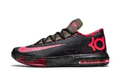 f5d06dde2577 ... zapatos 00381 28a12 wholesale nike kd vi meteorology black atomic red  mdm olive nbl 0ff54 aa977 ...