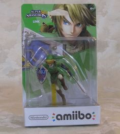 Nintendo Amiibo Link BRAND NEW! USA Version! #Nintendo