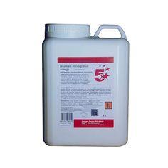 Sapone Mani in Microgranuli Industriale 5 Star 5l - https://www.cancelleria-ufficio.eu/p/sapone-liquido-mani-5star-3/