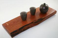 Large Bread Board Rustic Serving Board Large by GrayDogWoodworks, $75.00