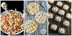 16 Super Cute Halloween Party Snacks to Get You Munching - WomansDay.com