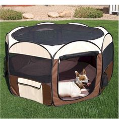 ESK COLLECTION Portable Doggie Play Pen | Large Dog Bed | Pinterest | Plays,  Play Pen And Pens