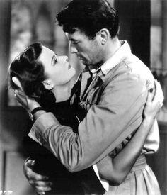 Joan Bennett & Gregory Peck