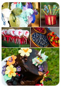 Woodland Fairy Party Details