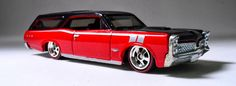 1966 Pontiac GTO Station Wagon