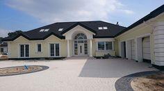 Wejście do domu  #dom #elewacja #projekt