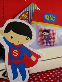 Superman - Festa Personalizada