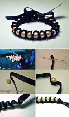 Homemade bracelet x