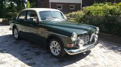 Volvo Amazon 123GT rally (superb condition) For Sale (1967)