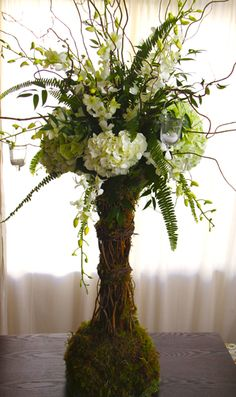 Wedding reception flowers and flower arrangements ] wedding reception flowers and flower arrangement Large Flower Arrangements, Wedding Flower Arrangements, Flower Centerpieces, Flower Vases, Wedding Centerpieces, Wedding Decorations, Hydrangea Vase, Vase Arrangements, Rustic Centerpieces