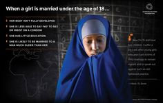 Child Marriage - Infographic - TrustLaw