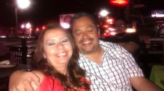 Felices disfrutando mi cumple, gracias Juan Pedro y Rocio pir acompañarme. Love you friends. #TheStoryofUs