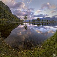 Горный Алтай, озеро Телецкое