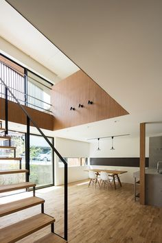 House of Yabugaoka by Flame Planning Office