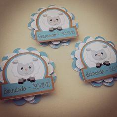 Papelaria personalizada rótulo tag ovelha